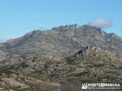 Senderismo Sierra Norte Madrid - Belén Viviente de Buitrago; senderismo huesca